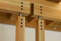 drewno-stal