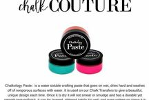 2chattychicks  Chalk Couture