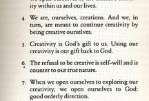 Julia Cameron's The Artist's Way