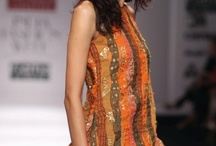"Joy Mitra / Collection of ensembles presented by Joy Mitra at ""Wills Lifestyle India Fashion Week"" from 2009 onwards."