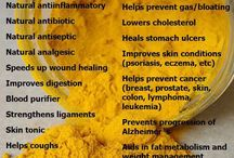 Herbs and Spices / Health benefits of herbs and spices!