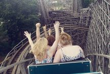 I love rollercoasters! / WOOOOHHHHH!!! / by Katie O'Connor