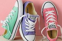 Sneakers & Trainers / #converse #nike #adidas #allstars #sneakers #trainers