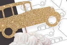 Gatsby Bridal Shower
