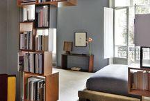 Bookshelf / divider