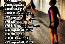 Workouts / Workouts for at home