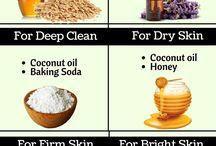 face mask ingredians
