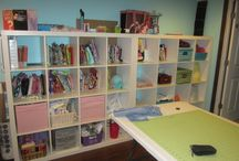 Dreams of a craft room! <3 / by Jessie Norris
