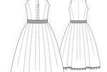 Fashion illustration (Unit 4)
