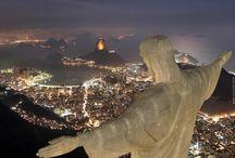 Favourite Destinations / Inspiring places around the world