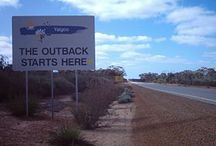 Story idea: The Outback 1850ish
