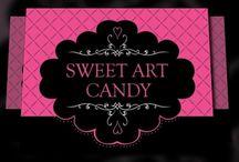 SWEET ART CANDY VIDEOS