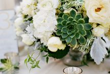 wedding inspiration / collect ideas of flowers, designs and inspiration which will help with assignments and course work