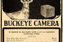 "American Camera / American Camera Manufacturing Company was an American camera maker. It was based in Northboro, Massachusetts. In 1898 it was bought by Kodak and moved to Rochester. The company's camera brand were the ""Buckeye"" cameras (Camerapedia)"