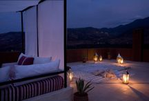 L'Amandier Hotel & Private Residences / L'Amandier Boutique Hotel & private residences are set in a stunning location in the foothills of the High Atlas Mountains of Morocco, just an hour outside of Marrakech.