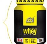 Absolute Nutrition Whey Protein.