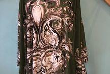 Plus - Kimono Sleeve Top