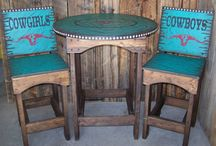 Western Painted Wooden Furniture