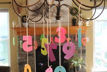 Birthdays - Des turns 3 / by Sarah Clark