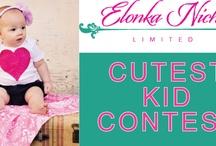 Cutest Kid Photo Contest