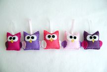 owls / by Doris Laveuve