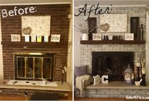 Chimney painting ideas