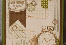 Stampin Up Cards / by Sue Dickson