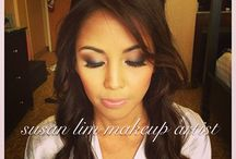 Wedding Makeup / by Kimberly Shibuya