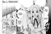 Comics / Comics, manga, sketchs