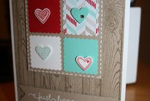 Stampin' Up! Hardwood