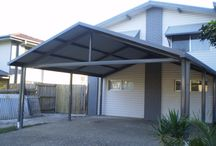 Carports & Outdoor Fire Places