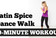 Workout Cardio Walk