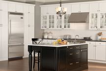 Mid Continent Cabinetry / by Michael Lee - Builder of Homes and Villas