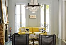 LIGHTING WITH STYLE / Chandeliers and other lighting  / by Alison McAdams