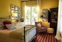 ~ Bedroom & Guestroom Idea's ~ / by T.J. Plaxton