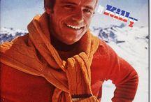 Killy, Stenmark, Tomba et les autres / Champions de ski alpin