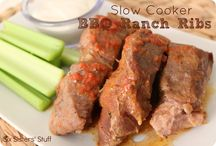 Slow cooker / by Margy Farley