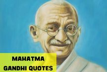 Mahatma Gandhi Motivational and Inspirational Quotes / Top Inspiring and motivational quotes from Mahatma Gandhi, the great soul of India. Top 10 Mahatma Gandhi Quotes collected in this Gandhi quotes ppt presentation, Download and Read !!
