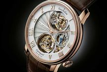 Luxury watches / Objects of desire of any time enthusiast