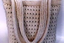 Crochet Bags/Purses/Baskets