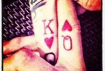 Tattoos / by Kaylee Foreman