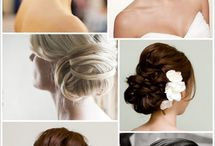 Wedding Hair/Make Up / by Laraine Oracion