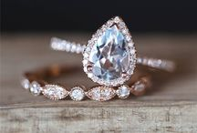 Engagement rings sets