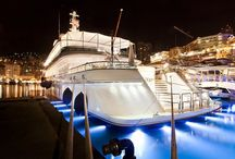 Yachting Luxuries / Yachts Really Pique My Interest... / by Imperatrice Lounge
