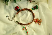 Christmas Jewelry and Gifts by Crumpled Fantazies