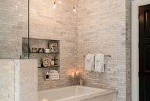 Baths / All of the amazing bathroom ideas we find online.
