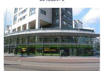 De Regent / Te huur prachtige commerciële ruimte ca. 500m2 op 1e verdieping