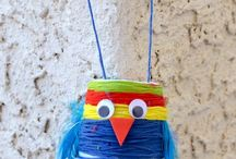 Bird Activities & Crafts for Kids / Teach kids all about birds with these bird crafts, activities, and books!  #birdbooks #birdgames #birdcrafts #birdactivities