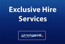 Exclusive Hire Services
