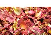 Natural Biodegradable Rose Petal Wedding Confetti